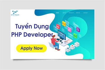 Tuyển Dụng PHP Developer