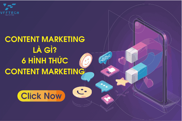 Content marketing là gì? 6 Hình thức Content marketing 2020