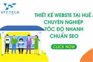 thiet ke website tai hue