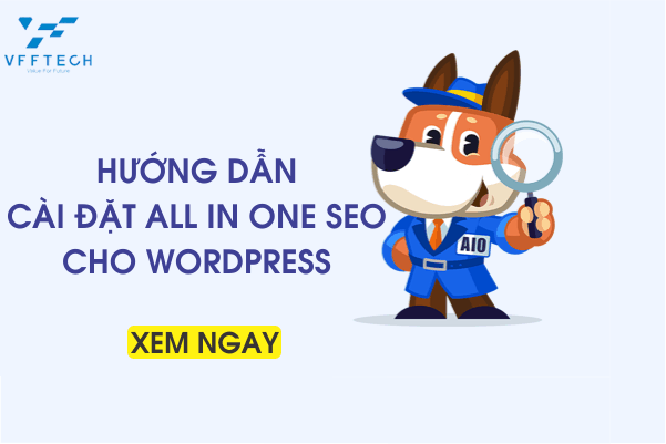 Cài đặt All in One SEO